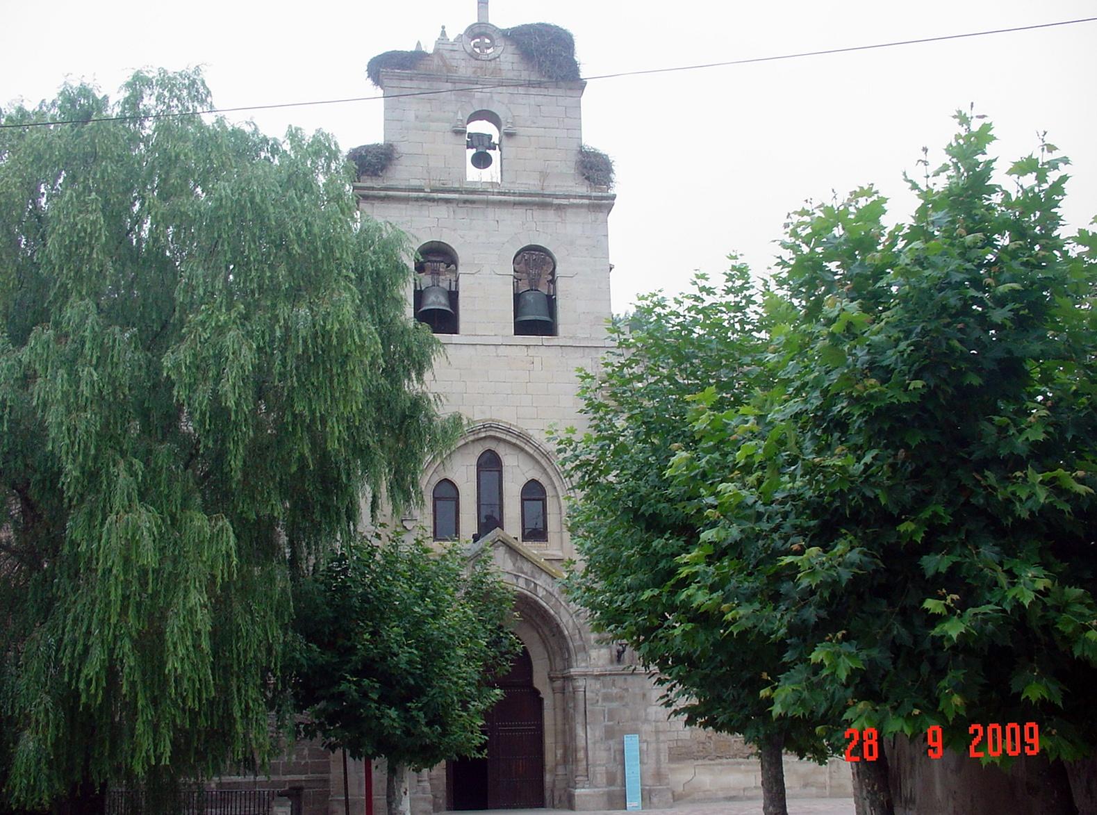 Kirche in Belorado