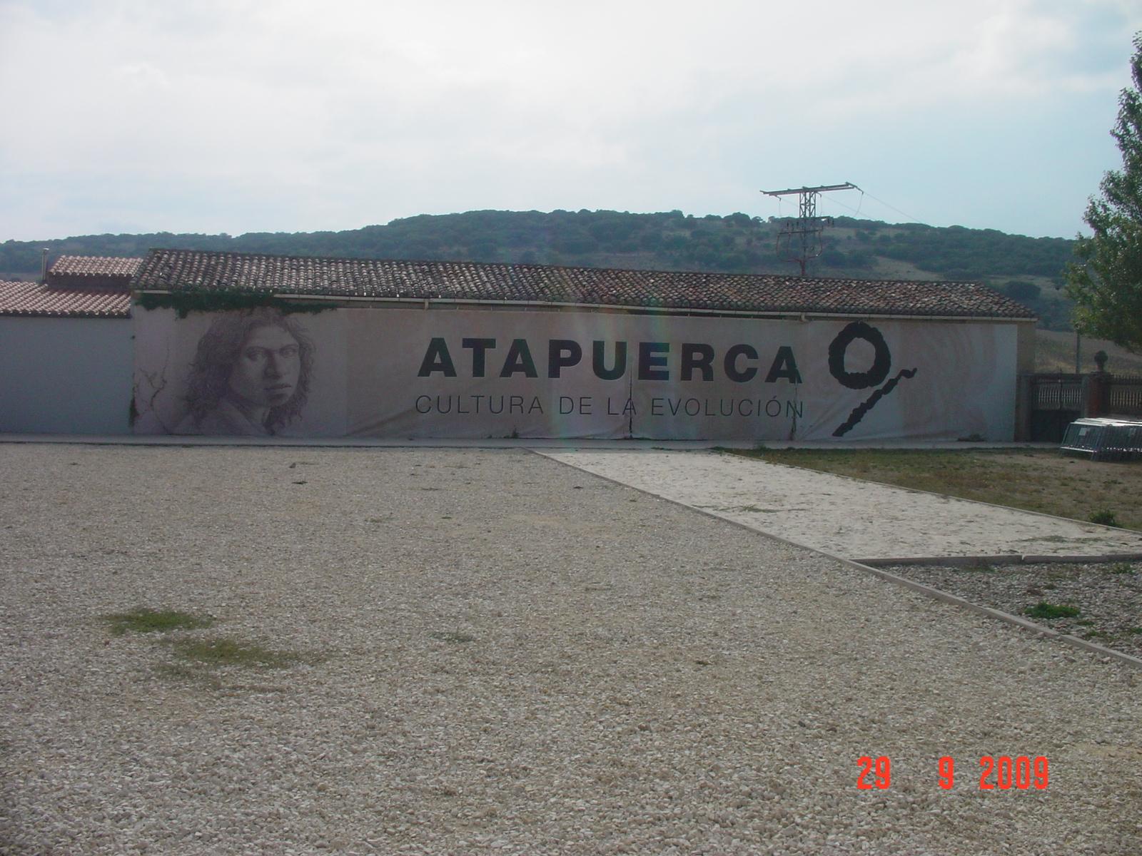 die Ausgrabungsstätten von Atapuerca gehören zum Welt-Kulturerbe