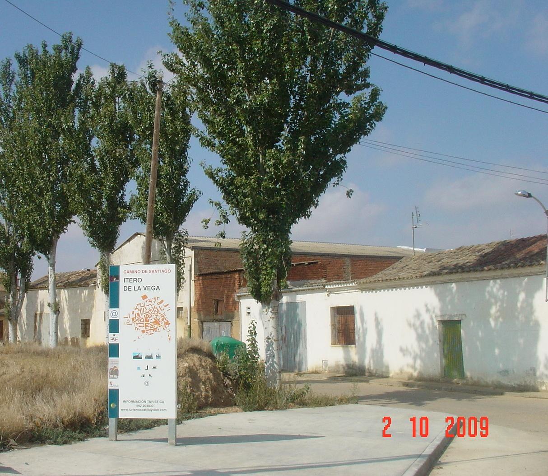 auf dem Weg die Stadt Itreo de la Vega