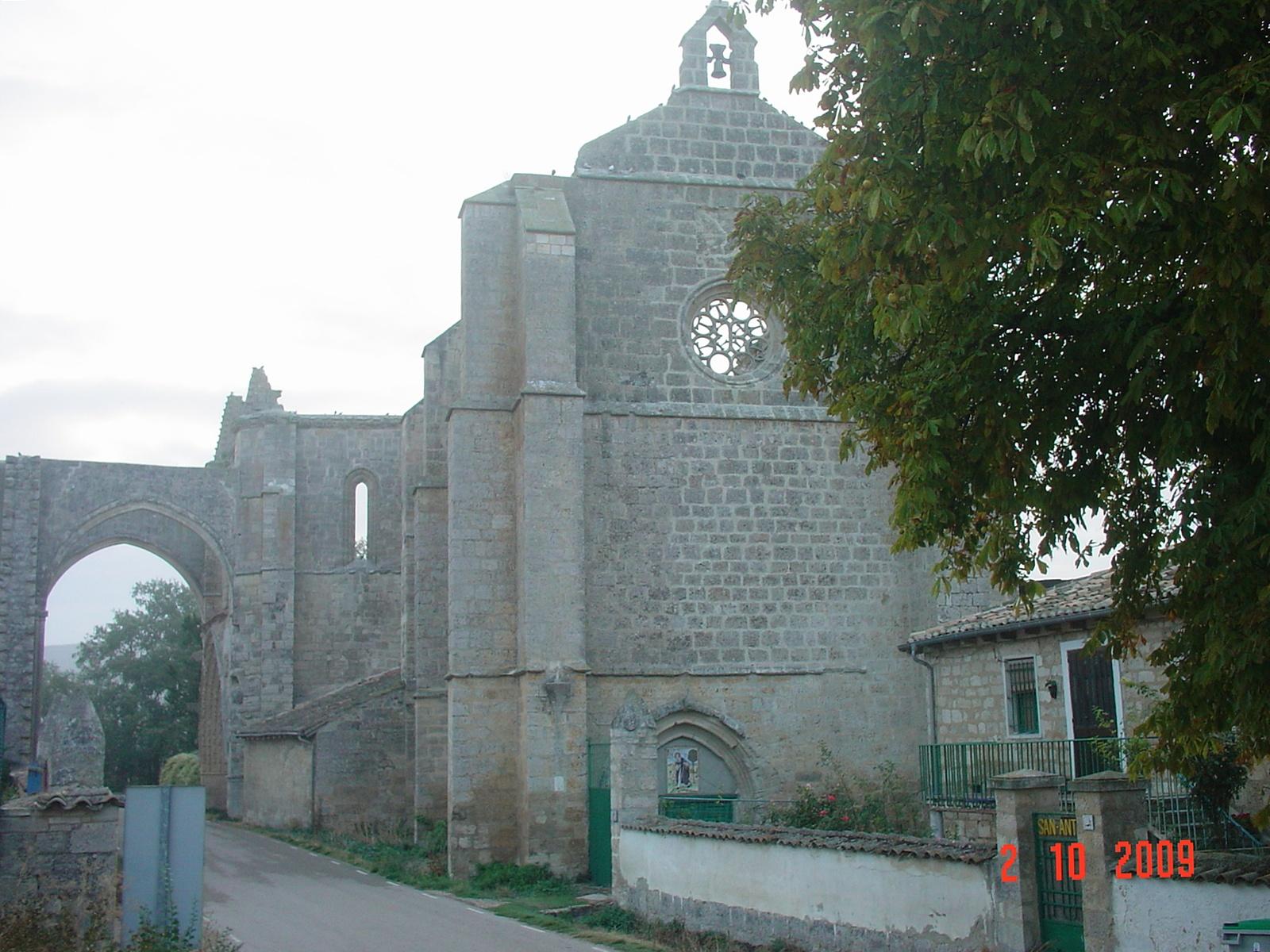 San Anton Cruz del Peregrino