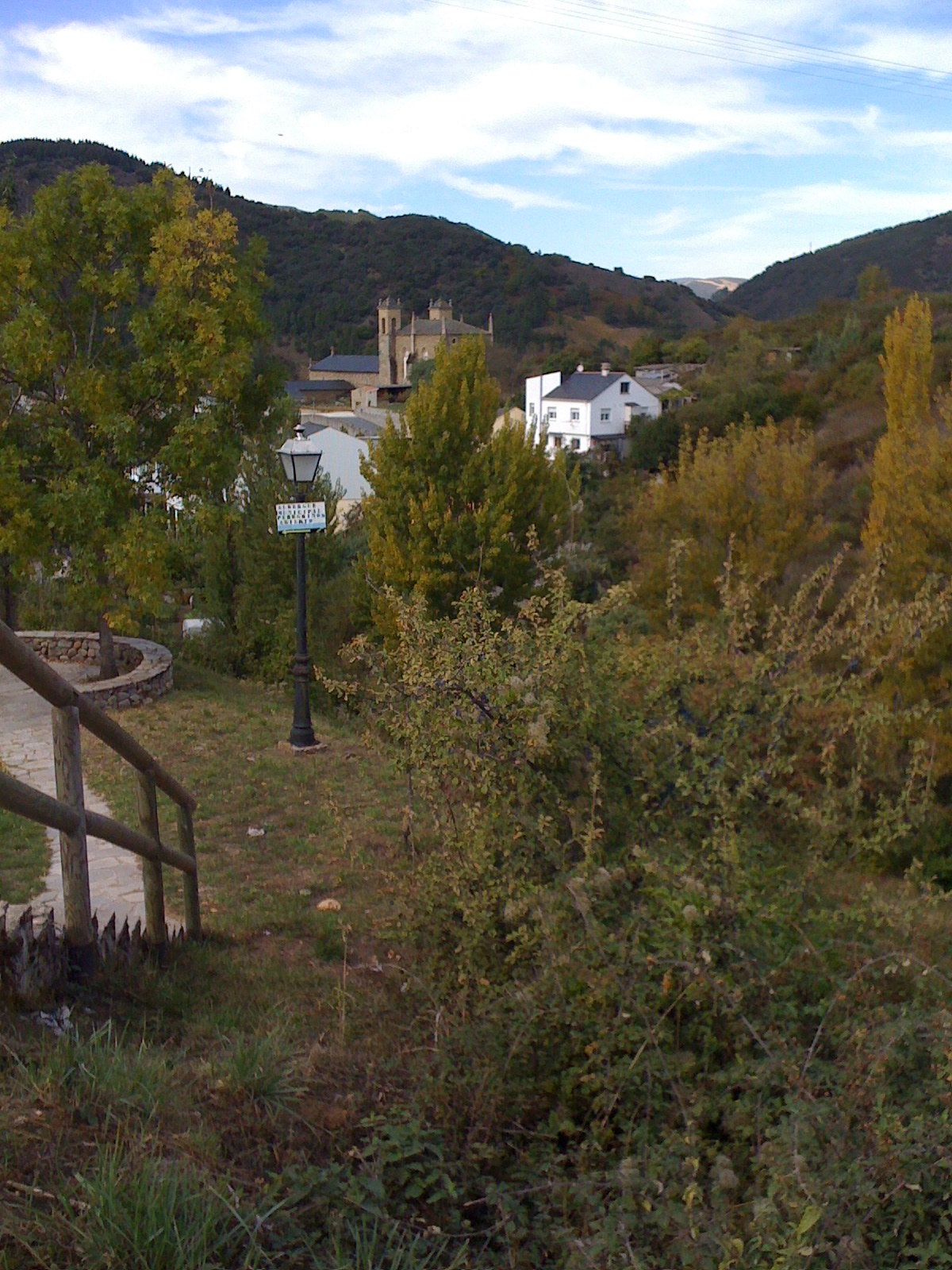 Villa Franca del Biero