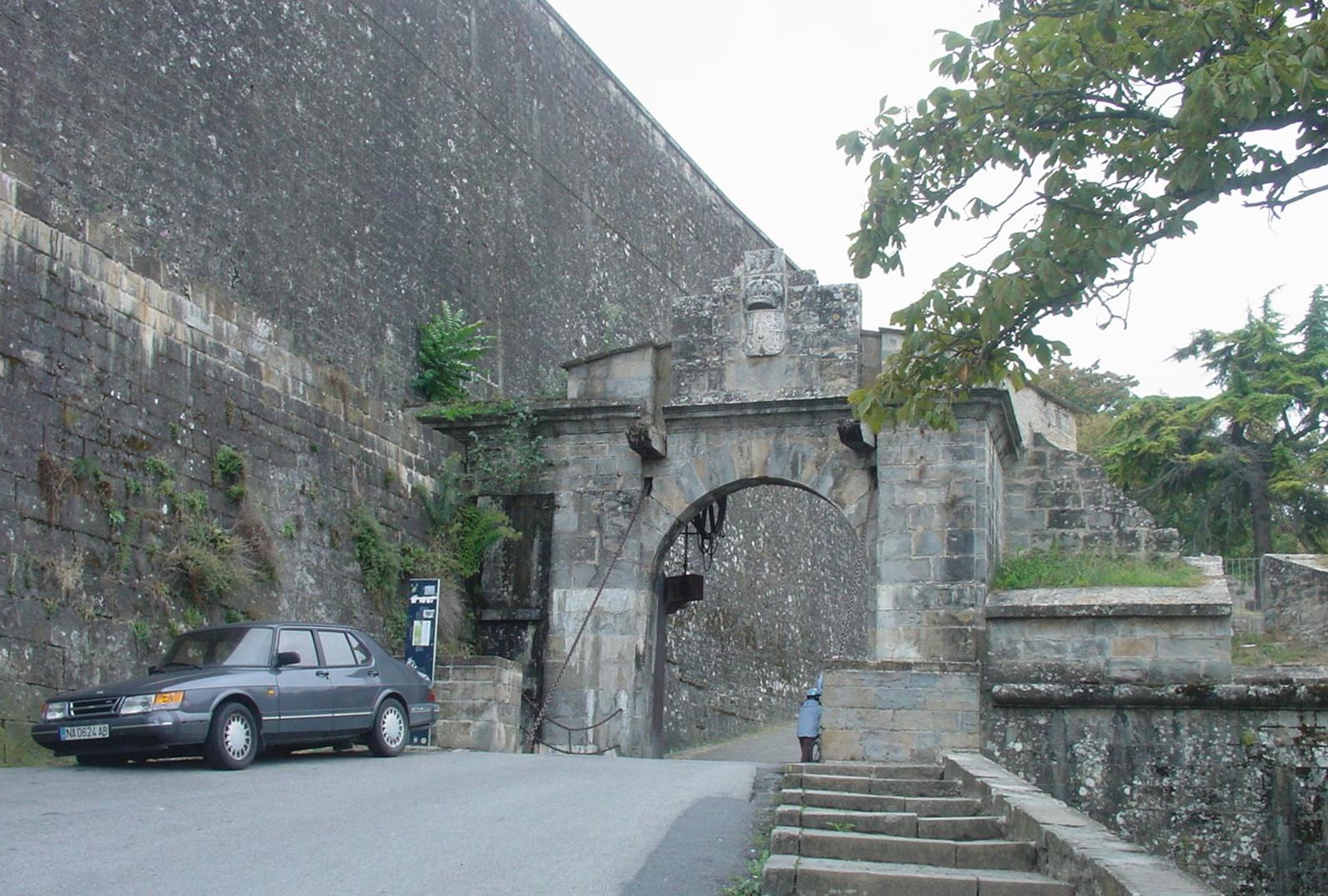 Pamplona Festung
