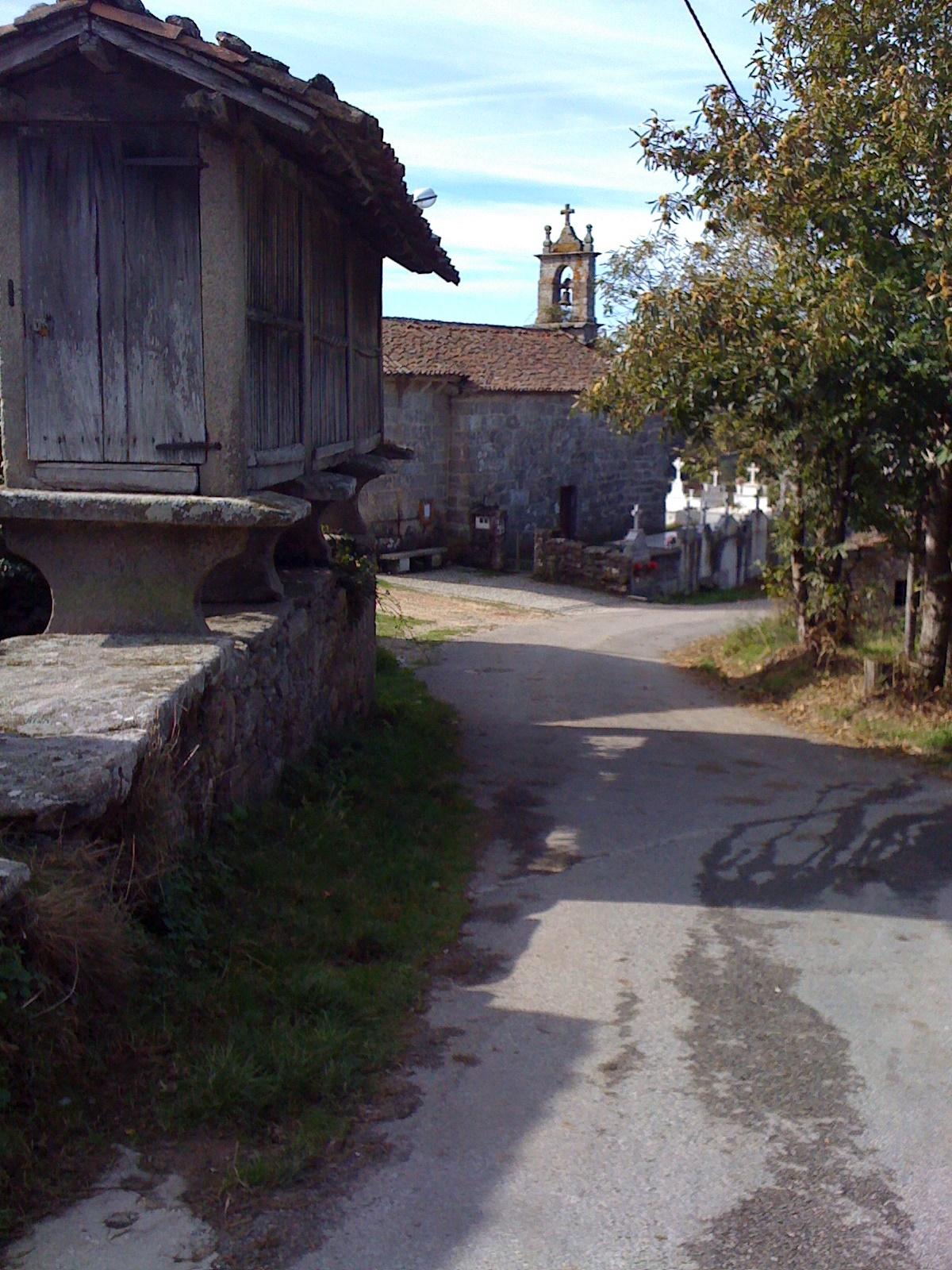 die Bilder prägen den Camino