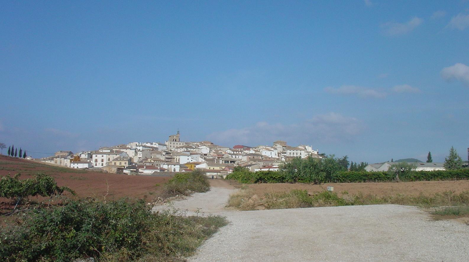 Postkartenansicht Lorca