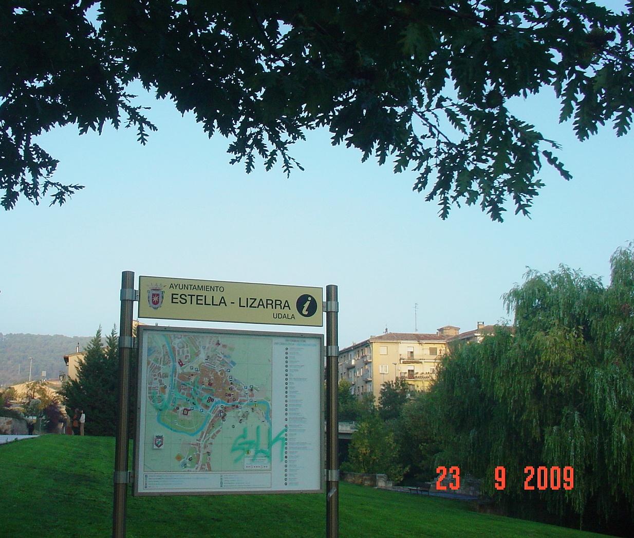 Die Stad Estella (die Schöne)
