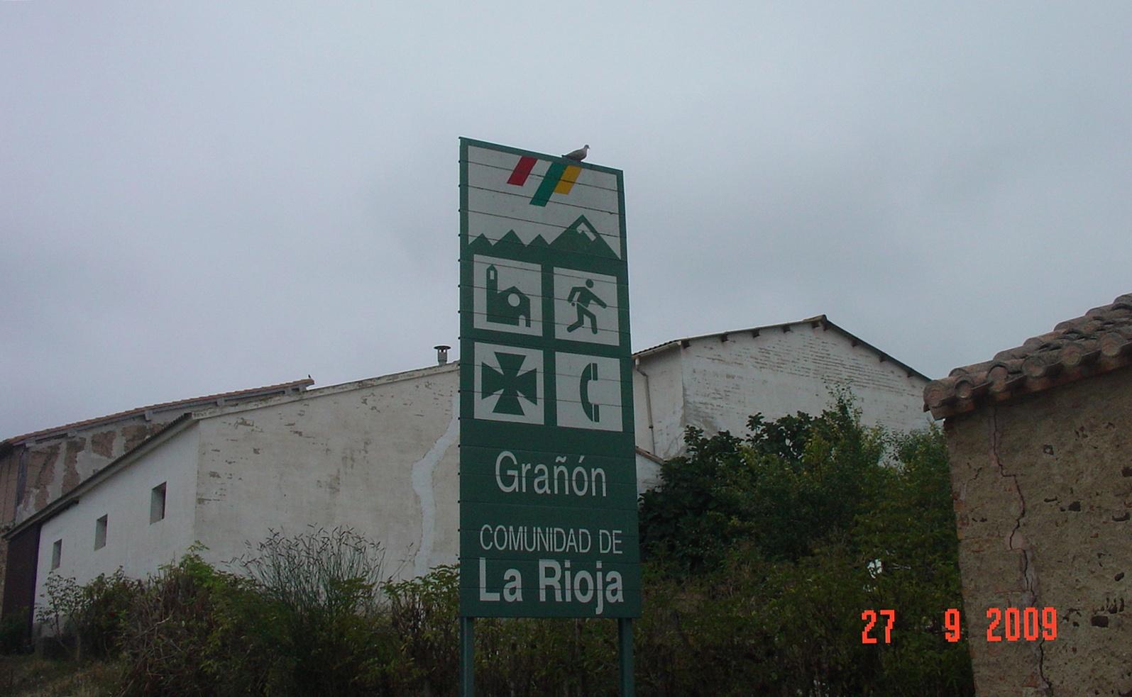 auf dem Weg nach Granon